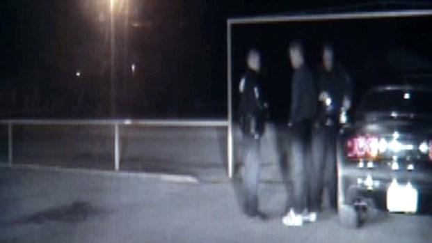 [DFW] Travis Arrest Captured on Dashcam