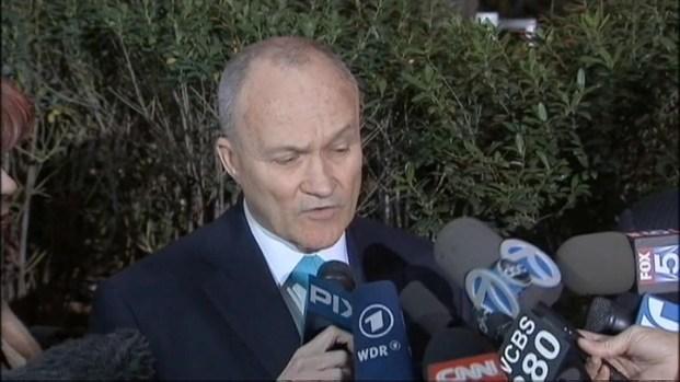 """[NY] Ray Kelly: Suspected Terrorist Wanted """"Mayhem"""""""
