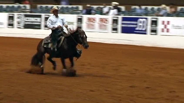 [DFW] Cowtown Classic Reining Horse Competiton Starts