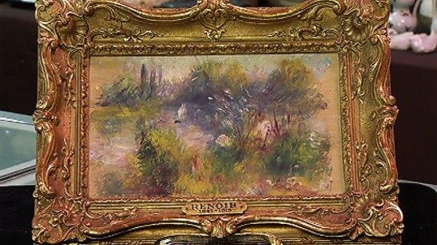 [DC] Renoir Found at Virginia Flea Market