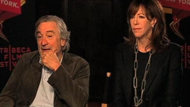 [LXTVN] Robert De Niro Talks Tribeca Film Festival