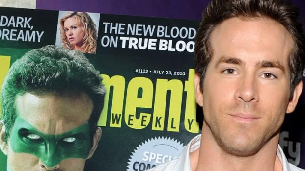 "[NATL] Ryan Reynolds Did ""Everything"" for ""Green Lantern"""