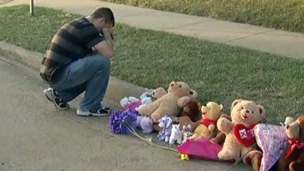 [DFW]Child's Body Found in Street, Wrapped in Tarp