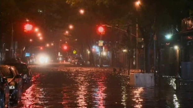 [DFW] Flooding, Power Outages in Sandy's Wake