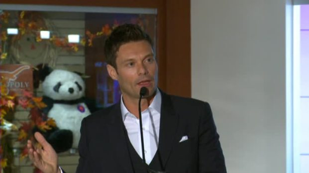 [DFW] Seacrest Opens Studio at Children's Medical Center