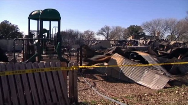[DFW] Denton's Selwyn School Destroyed by Fire
