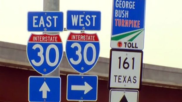 [DFW] New Stretch of Bush Turnpike Opens