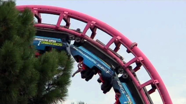 [DFW] Man Without Hands Denied Six Flags Ride
