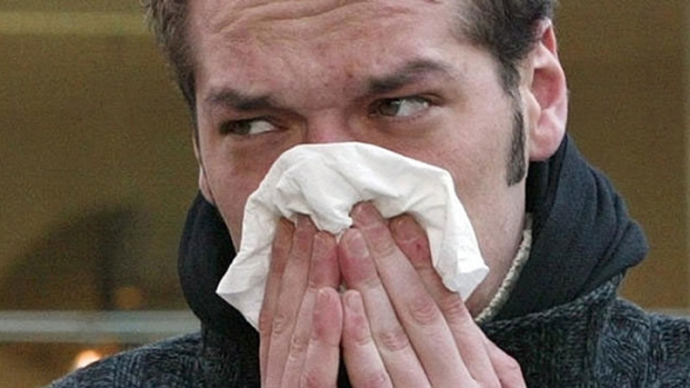 [DFW] Signs of Flu Arrive in North Texas