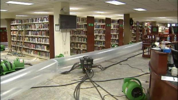 [DFW] Southlake Tries to Dry Out Library