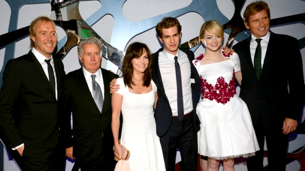 "[NBCAH] Stars Hit ""The Amazing Spider-Man"" Premiere"
