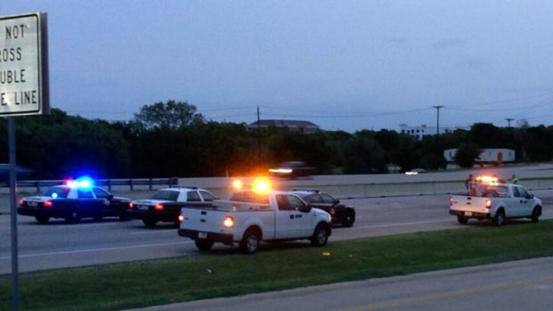 [DFW] Fatal Wrong Way Crash Closes Sam Rayburn Tollway