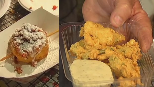 [DFW] State Fair Fried Foods