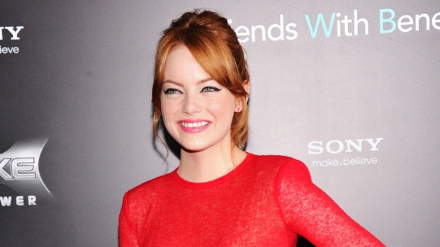 [NBCAH] Emma Stone On Improvising Bedroom Scenes