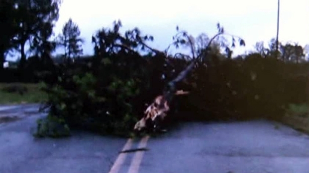 [DFW] Storm Chasers Pitch in After Tornado Hits Okla. Town