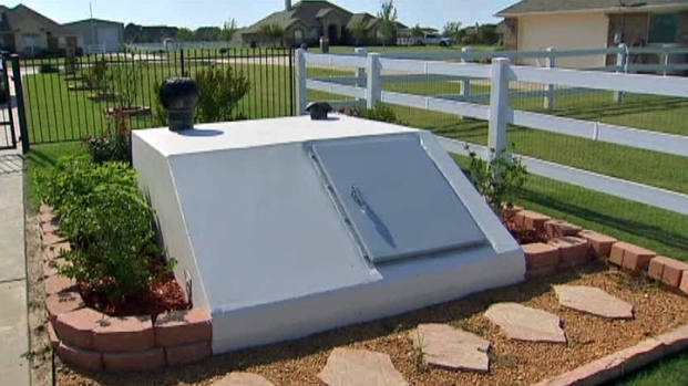 [DFW] Program Pays for Half of Storm-Shelter Cost