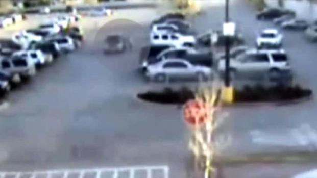 [DFW] Warning: Disturbing Imagery: Video Shows Pickup Run Over Woman