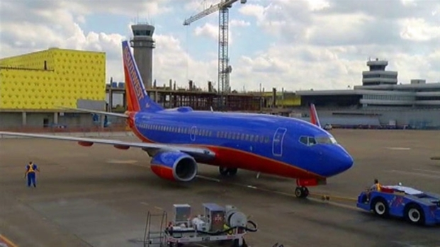 [DFW] Pilots Feel the Love from Southwest Airlines