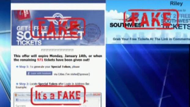 [DFW] Free SWA Ticket Scheme Reappears