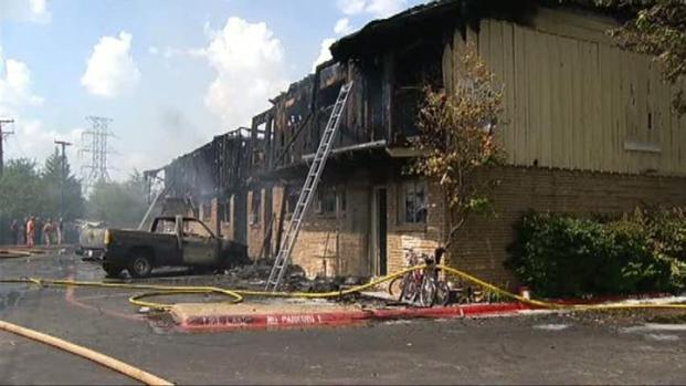 [DFW] Arlington Investigating Fatal Apartment Fire