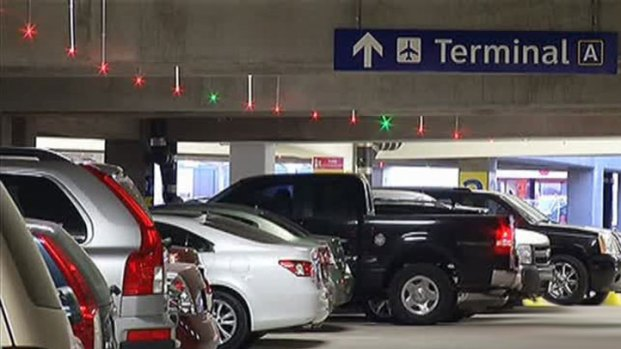 [DFW] State of the Art Parking Garage Opens at Terminal A