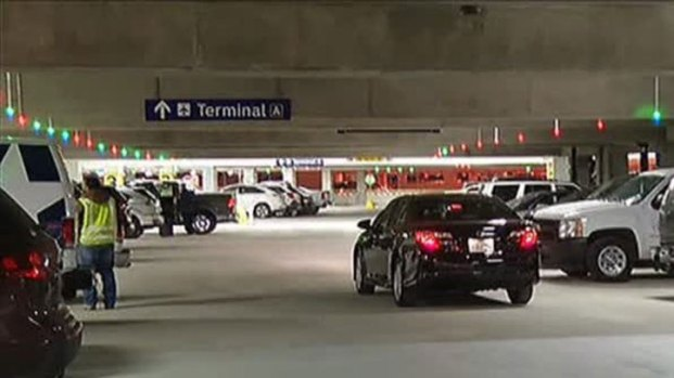 [DFW] DFW Airport Opens New Terminal A Garage