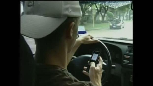 [DFW]Feds Move to Ban Cell Phones in Cars