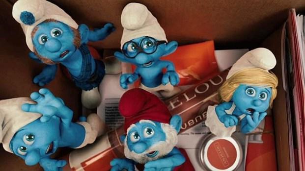 """[NATL] """"The Smurfs"""""""