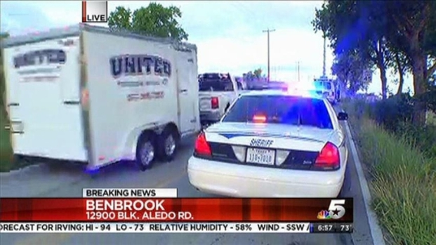 [DFW] Two Injured in Benbrook Train Derailment