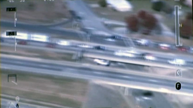 [DFW] Prosecutors Release Footage of Wild Chase