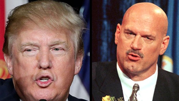 [DFW] Comparing Jesse Ventura to Donald Trump
