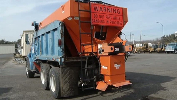 [DFW] TxDOT Crews Ready for Winter Weather