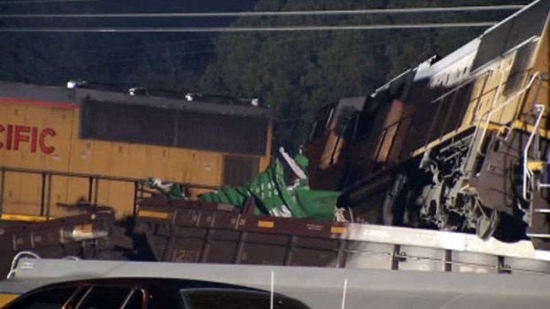 [DFW] Train Derailment Raises Safety Concerns