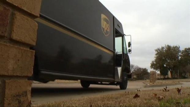 [DFW] UPS Ready to Deliver Christmas