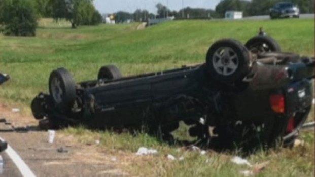 [DFW] Children Killed in Van Zandt County Crash