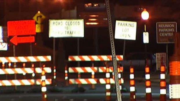 [DFW] Houston Street Viaduct Closes Until Fall 2014