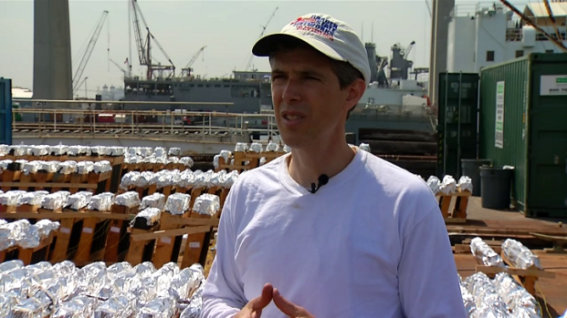 [DGO] Fireworks Experts Prep for Big Bay Boom Success