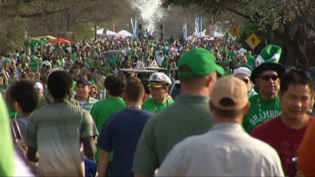 [DFW] Thousands Attend Greenville St. Pats Celebration