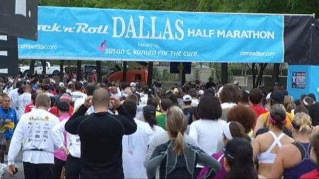 [DFW] Half Marathon Filled With Charity, Memories