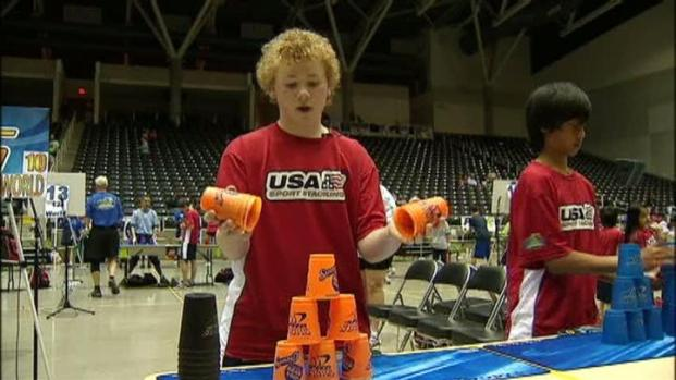 [DFW] Cup Stacking Championships