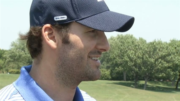 [DFW] It's Golf, Not Football: Romo on Links Troubles
