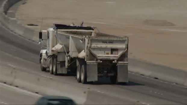 [DFW] Rock Hauler Truck Safety Questioned