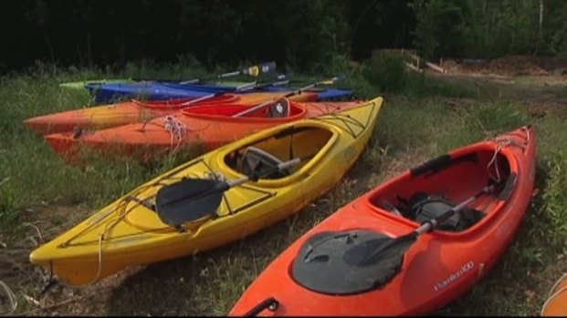 [DFW] Texas Parks And Wildlife Opens Kayaking Trails