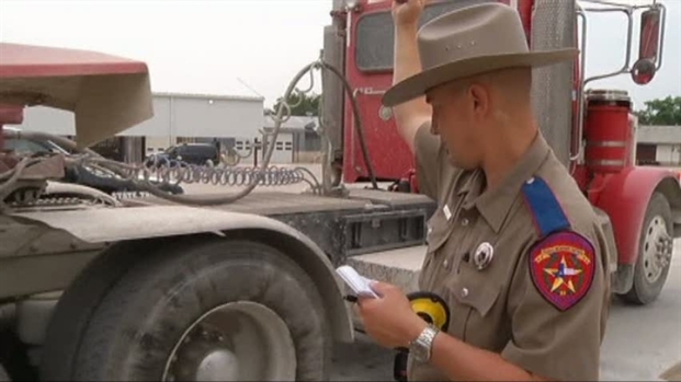 [DFW] State Troopers Conduct Surprise Inspections