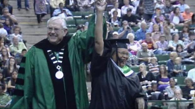 [DFW] A Graduation, 55 Years After Integration
