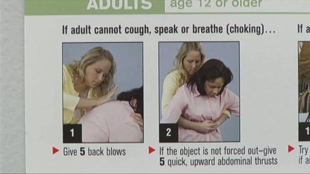 [DFW] Heimlich Posters Not Required If Senate Passes Bill