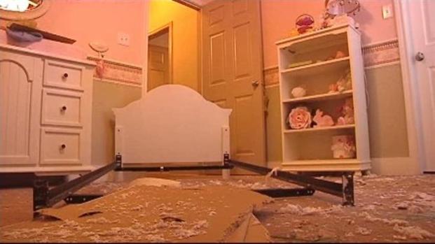 [DFW] Argyle Family Recovers From Tornado