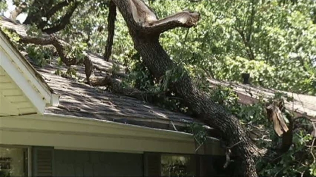 [DFW] Hail Damage Repairs May Take All Summer