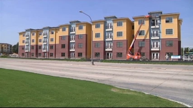 [DFW] New Apartments Indicate Student Boom