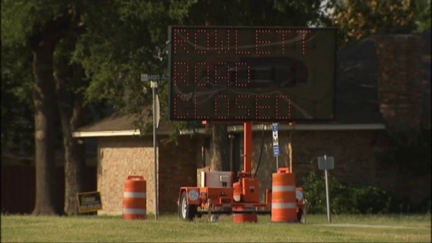 [DFW] Major Road In Rowlett To Be Closed
